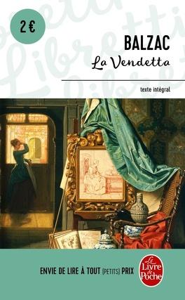 Couverture du livre : La Vendetta