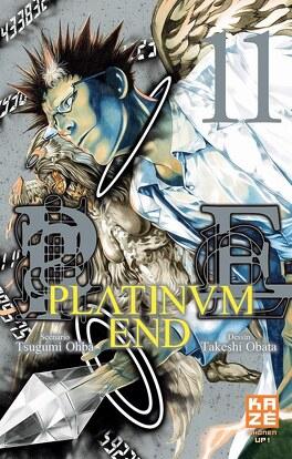 Couverture du livre : Platinum End, Tome 11