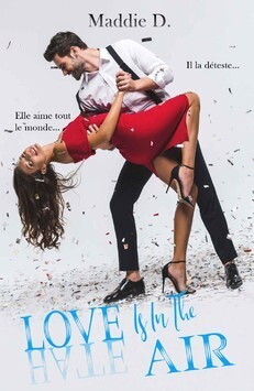 Couverture du livre : Love is in the air