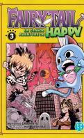 Fairy Tail : La Grande Aventure de Happy, Tome 3
