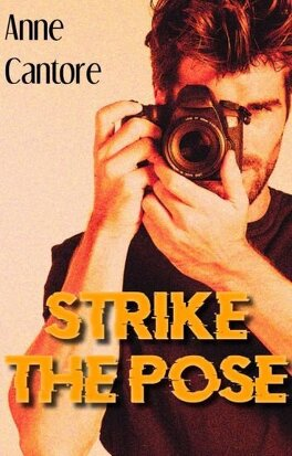 Couverture du livre : Strike the pose !