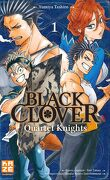 Black Clover - Quartet Knights, Tome 1