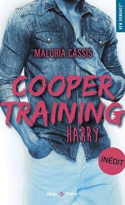Couverture de Cooper Training, Tome 3 : Harry