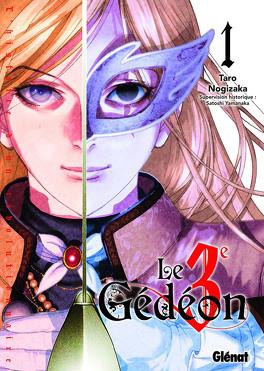 Le 3ᵉ Gedeon Tome 1 Livre De Taro Nogisaka