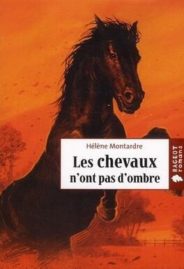 Couverture du livre : Les chevaux n'ont pas d'ombre