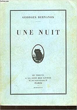 Couverture du livre : Une nuit