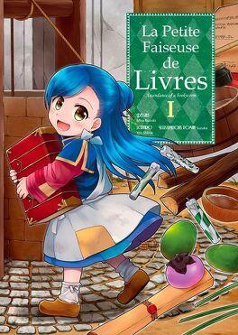 Couverture du livre : La Petite Faiseuse de livres, Tome 1