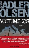 Les enquêtes du département V, Tome 8 : Victime 2117
