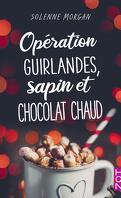 Opération guirlandes, sapin et chocolat chaud (doublon)