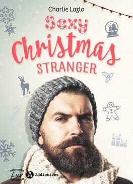 Couverture du livre : Sexy Christmas Stranger