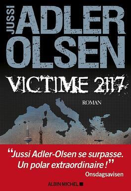Couverture du livre : Victime 2117