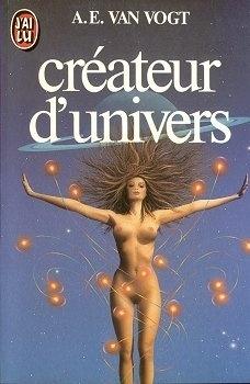Couverture du livre : Créateur d'univers