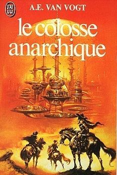 Couverture du livre : Le Colosse anarchique