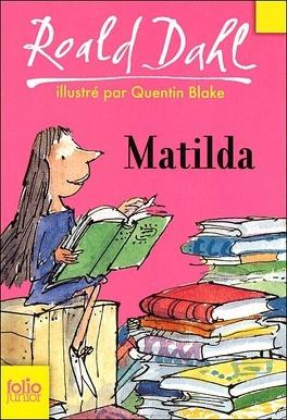 Couverture du livre : Matilda