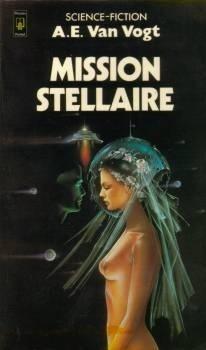 Couverture du livre : Mission stellaire