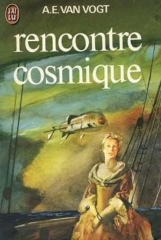 Couverture du livre : Rencontre cosmique