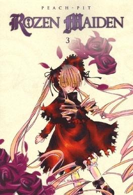 Couverture du livre : Rozen Maiden, tome 3
