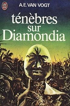 Couverture du livre : Ténèbres sur Diamondia