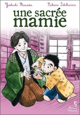 Couverture du livre : Une sacrée mamie, Tome 5