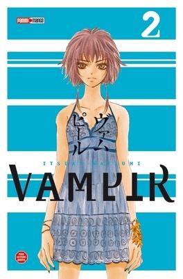 Couverture du livre : Vampir, tome 2