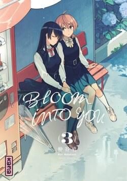 Couverture de Bloom into you, Tome 3