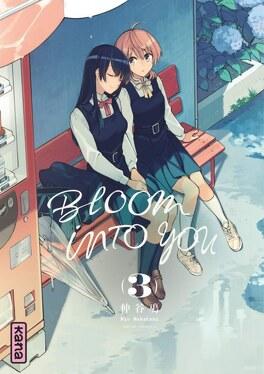 Couverture du livre : Bloom into you, Tome 3