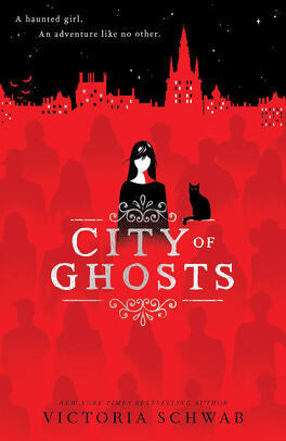 Couverture du livre : City of Ghosts, Tome 1