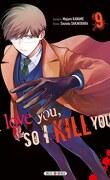 I love you so I kill you, Tome 9