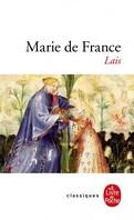 Lais bretons (XIIe et XIIIe siècles) : Marie de France et ses contemporains