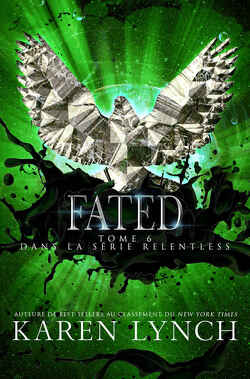 Couverture de Relentless, Tome 6 : Fated
