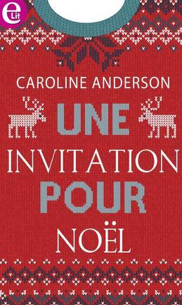 Couverture du livre : Une invitation pour Noël