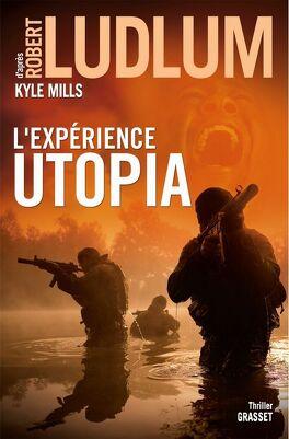 Couverture du livre : l experience utopia
