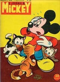 Couverture du livre : Le Journal de Mickey N°198