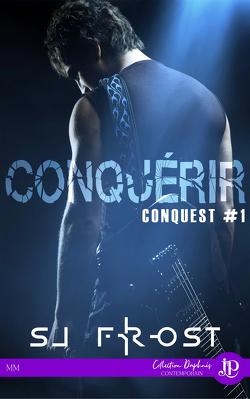 Couverture de Conquest, Tome 1 : Conquérir