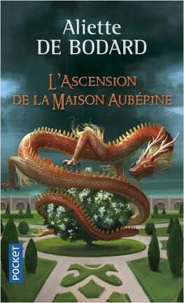 Couverture du livre : L'Ascension de la maison Aubépine