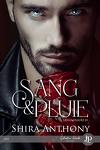 couverture Sanguinaire, Tome 1 : Sang et Pluie