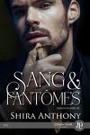 couverture Sanguinaire, Tome 2 : Sang et Fantômes