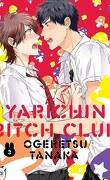 Yarichin ☆ Bitch Club, Tome 3