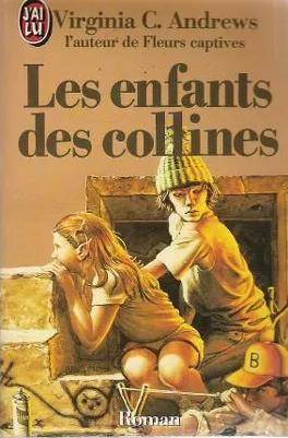 Couverture du livre : La Saga de Heaven, tome 1 : Les enfants des collines