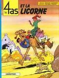 Les 4 As, Tome 18 : Les 4 As et la licorne
