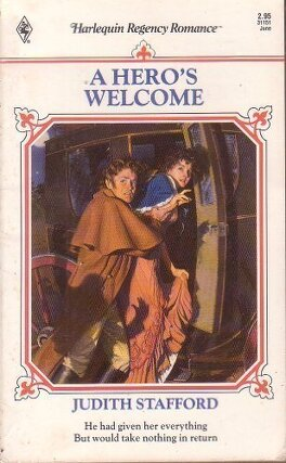 Couverture du livre : A Hero's Welcome