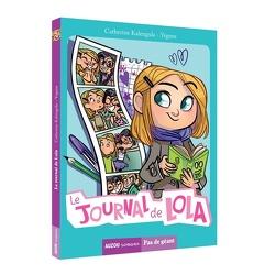 Couverture de Le Journal de Lola