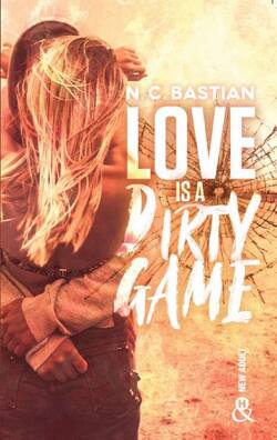 Couverture de Love is a dirty game