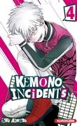 Kemono Incidents, Tome 4