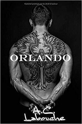 Couverture du livre : Orlando
