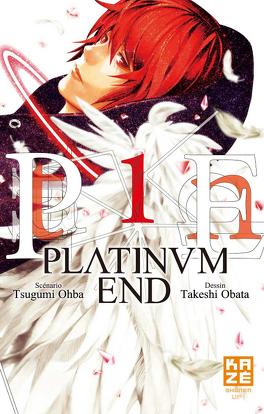 Couverture du livre : Platinum End, Tome 1