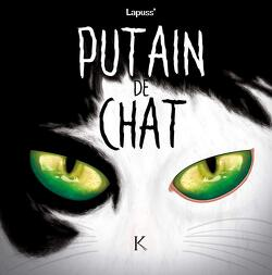 Couverture de Putain de chat, Tome 5