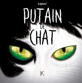 Couverture du livre : Putain de chat, Tome 5
