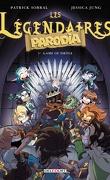 Les Légendaires : Parodia, Tome 5 : Game of drôle