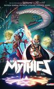 Les Mythics, tome 7 : Hong Kong